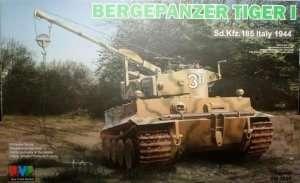 Bergepanzer Tiger I RFM 5008
