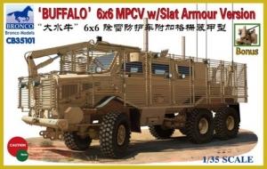 Bronco CB35101 Pojazd przeciwminowy Buffalo 6x6 MPCV