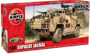 Brytyjski pojazd wojskowy Supacat HMT400 Jackal - A5301