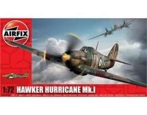 Brytyjski myśliwiec Hawker Hurricane MK1 Airfix A01010