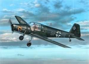 Bucker BU-181 Bestmann german trainer aircraft