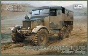 Ciągnik Scammell Pioneer R100 IBG 35030 skala 1-35