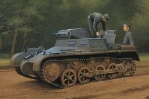 Czołg Panzer I Ausf A Sd.Kfz.101 Hobby Boss 80145