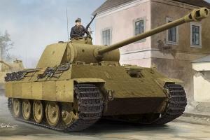 Czołg Panzerkampfwagen V Ausf.A Zimmerit Hobby Boss 84506