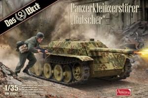 Das Werk DW35007 Panzerkleinzerstorer Rutscher skala 1-35