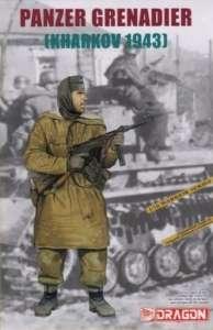 Dragon 1613 Panzer Grenadier Kharkov 1943