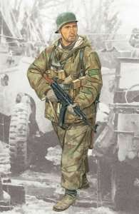 Dragon 1629 Feldwebel, 352nd Volksgrenadier Division