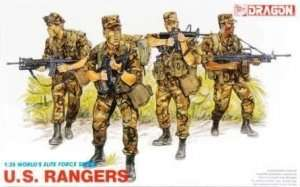 Dragon 3004 U.S. Rangers