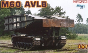 Dragon 3591 M60 AVLB czołg mostowy skala 1-35
