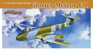 Dragon 5084 Gloster Meteor F.1