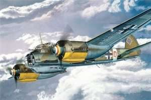Dragon 5528 Ju88A-4 Schnell Bomber