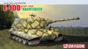 Dragon 6011x E-100 Heavy Tank Nachtjäger