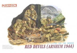 Dragon 6023 Figurki - Red Devils Arnhem 1944