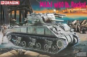 Dragon 6041 M4A4 w/60 lb. Rocket