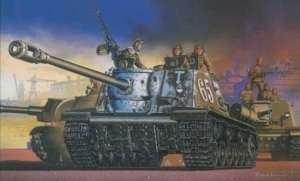 Dragon 6047 JSU-122S/152 Tank Destroyer