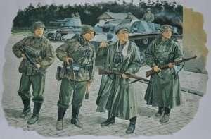 Dragon 6116 Figurki Panzermeyer, LSSAH Division