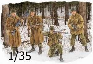 Dragon 6163 U.S. 101st Airborne Division (Bastogne 1944)