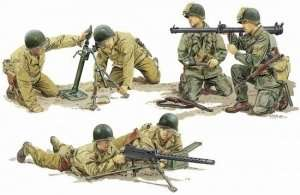 Dragon 6198 US Army Support Weapon Teams