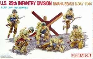 Dragon 6211 U.S. 29th Infantry Division (Omaha Beach, D-Day 1944)