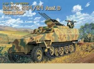 Dragon 6217 Sd.Kfz.251/21 Ausf.D Drilling