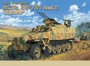 Dragon 6217 Sd.Kfz.251/21 Ausf.D Drilling