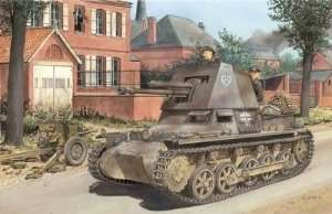Dragon 6258 Panzerjager I 4.7cm PaK(t)