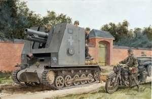 Dragon 6259 15cm s.IG.33(Sf) auf Pz.Kpfw.I Ausf.B