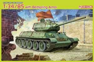 Dragon 6266 soviet tank t-34-85