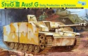 Dragon 6365 StuG.III Ausf.G  w/Schurzen