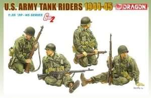 Dragon 6378 U.S. Army Tank Riders 1944-45