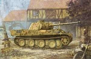 Dragon 6384 tank Sd.Kfz.171 Panther G w/Zimmerit
