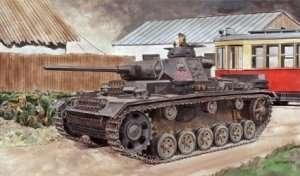 Dragon 6394 czołg Pz.Kpfw.III Ausf.J