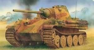 Dragon 6403 Tank Panther F mit Gummigedampften Stahllaufrollen