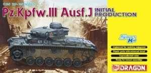 Dragon 6463 tank Pz.Kpfw.III Ausf.J