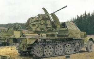 Dragon 6553 3.7cm Flak 43 auf Sd.Kfz.7/2