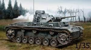 Dragon 6641 Sd.Kfz 141 tank Pz.Kpfw.III (5cm) Ausf.H