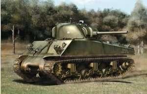 Dragon 6698 M4A3(75)W ETO Sherman