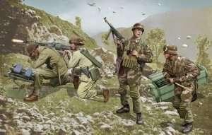 Dragon 6743 German Brandenburg Troops Leros 1943