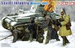 Dragon 6744 Soviet Infantry (Winter 1941)