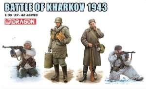 Dragon 6782 Battle of Kharkov 1943