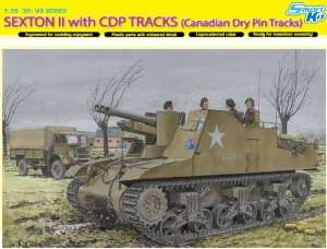 Dragon 6793 Sexton II With CDP Tracks (Canadian Dry Pin Tracks)