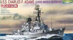 Dragon 7059 Niszczyciel rakietowy USS Charles F. Adams