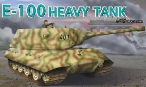 Dragon 7256 E-100 Heavy Tank