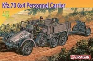 Dragon 7377 Kfz.70 6x4 Personnel Carrier + 3.7cm PaK 35/36