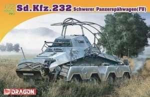 Dragon 7429 Sd.Kfz.232 Schwerer Panzerspahwagen (FU)