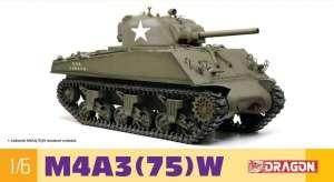Dragon 75051 M4A3(75)W