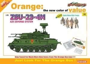 Dragon 9130 ZSU-23-4M Air Defense System