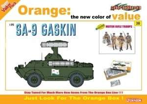 Dragon 9138 SA-9 Gaskin w/ Motor Rifle Troops