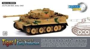 Dragon Armor 60343 Tiger I Early 2/s.Pz.Abt.504