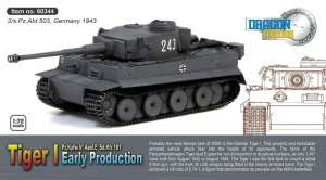Dragon Armor 60344 Tiger I Early 2/s.Pz.Abt.503